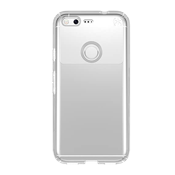 brand new 2d9d2 12aa9 Speck Products Cell Phone Case for Google Pixel XL - Clear