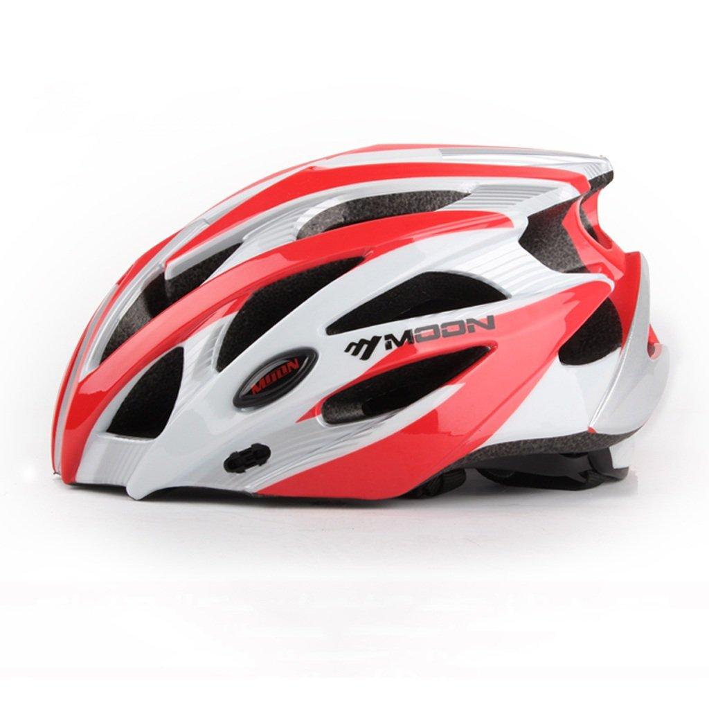 Aufgerüstete Version Reitausrüstung Helme Ein Set Mountainbike Helm Helme Helm Männer und Frauen Mountain 25 Vents Fahrrad Fahrrad Helme 12 Farben