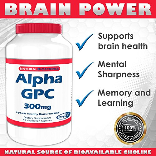 Supplement Powerful Nootropic Bioavailable Vegetarian