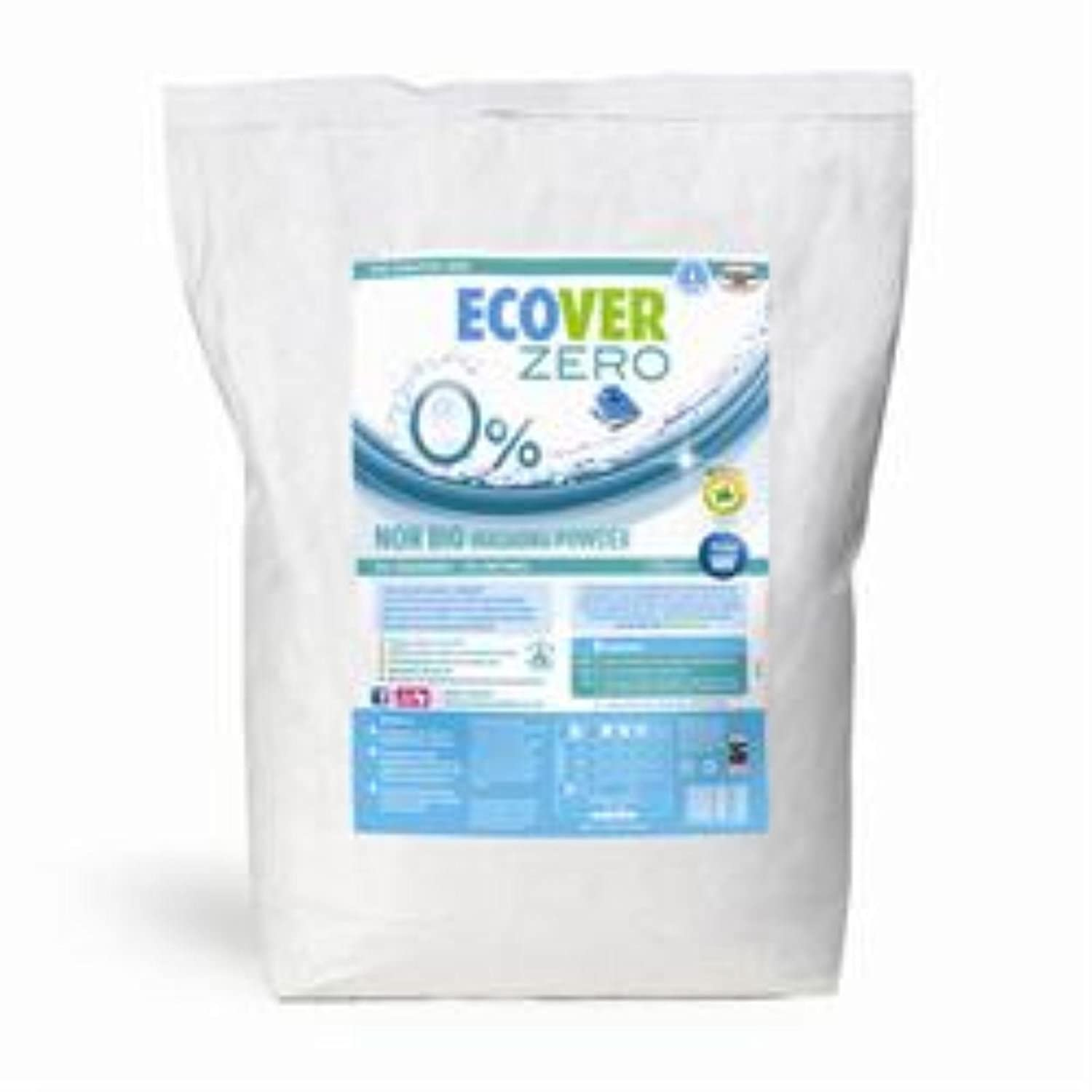 Ecover Zero Non Bio Washing Powder 7.5 Kilogram Suma WholeFoods B005QSBQ4A
