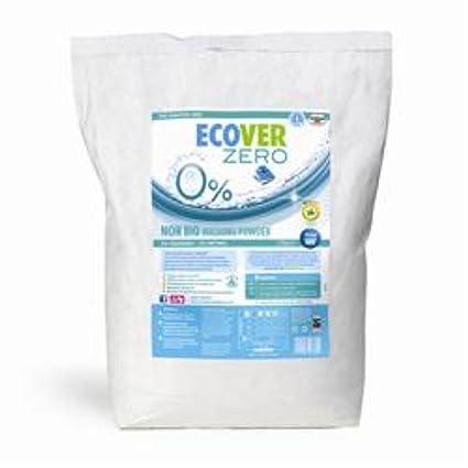 Ecover Zero - Polvo de lavado no biológico, 7,5 kg: Amazon ...