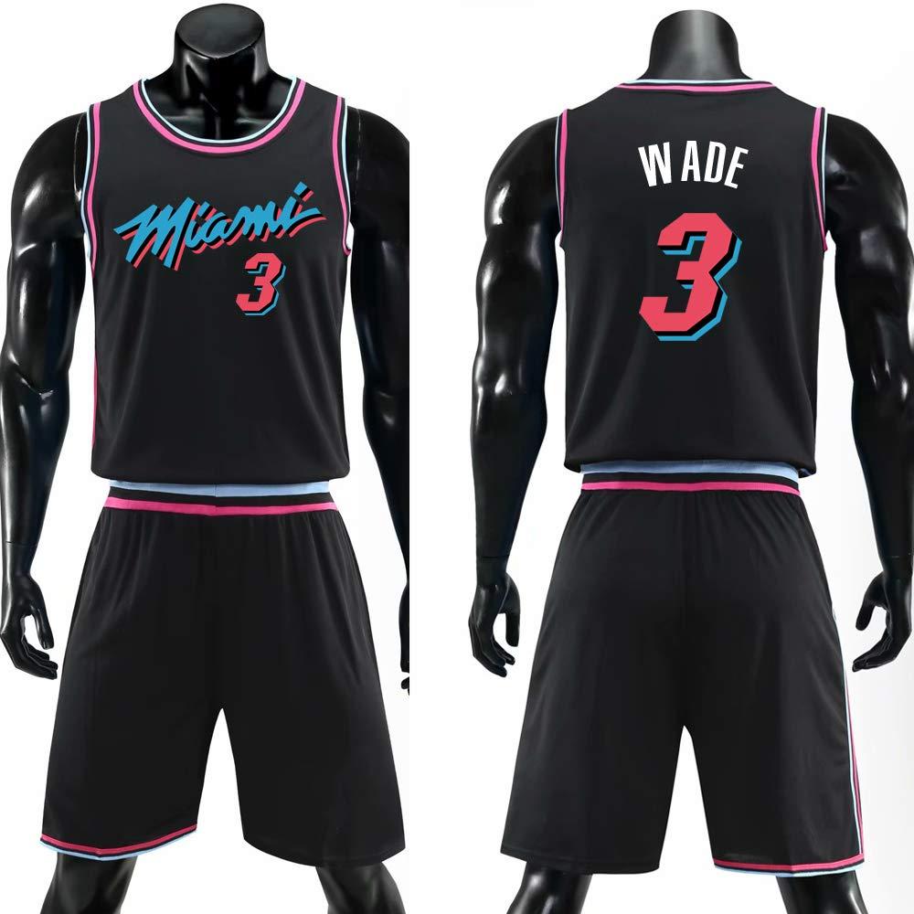NBA MIAMI HEAT TOP TEE SHIRT BOYS RED SZ 4 KIDS NEW