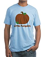 CafePress - Little Pumpkin Halloween Fitted T-Shirt - Fitted T-Shirt, Vintage Fit Soft Cotton Tee