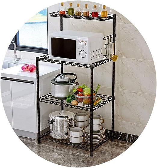 Estante De Cocina Estante Para Horno De Microondas De 4 Capas ...