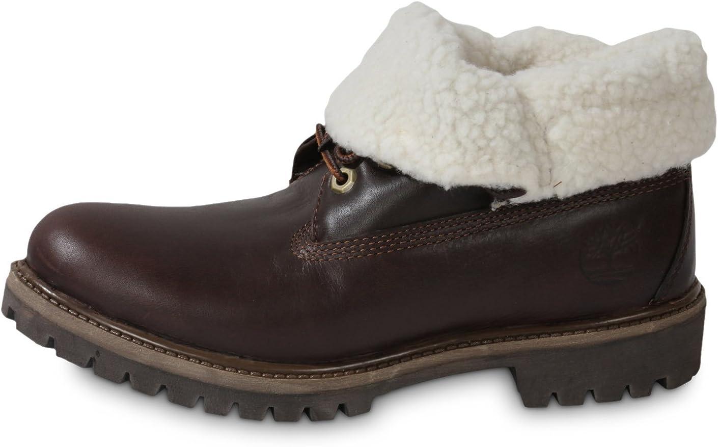 Timberland Men's Af Roll Top Leather