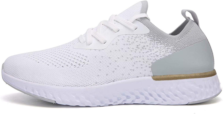 SANNAX Zapatos Mujer Zapatillas Casuales Zapatos Planos Correr Gimnasio Sneakers Zapatillas Deportivas Transpirables Cómoda: Amazon.es: Zapatos y complementos