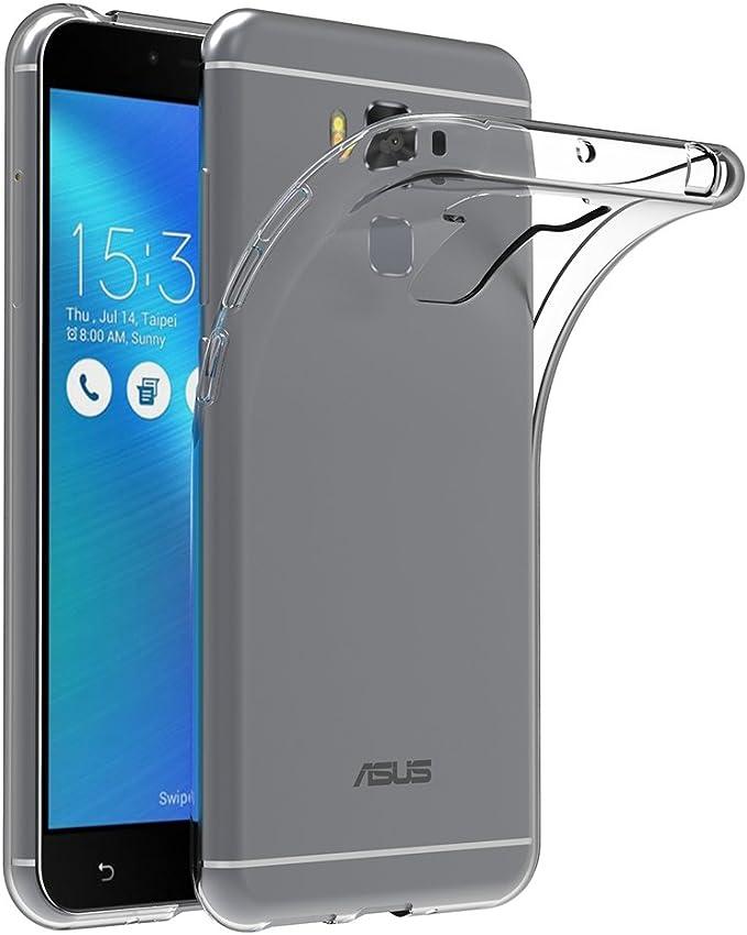 AICEK Funda ASUS ZenFone 3 MAX ZC553KL, ASUS ZenFone 3 MAX Funda ...