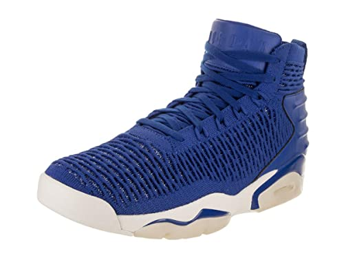 48f4052d254c0e Jordan Nike Men s Flyknit Elevation 23 Basketball Shoe  Amazon.co.uk  Shoes    Bags