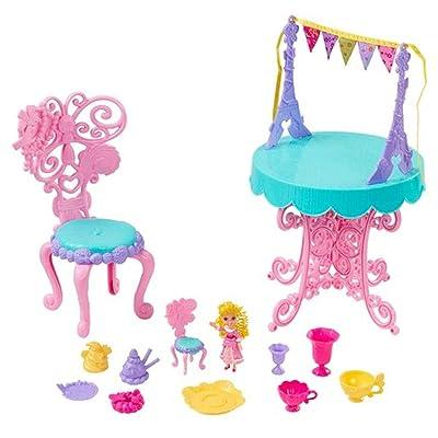 Fancy Nancy Fancy Friends Bistro Set-Exclusive 15 Pc Set Includes Marabelle Doll: Toys & Games