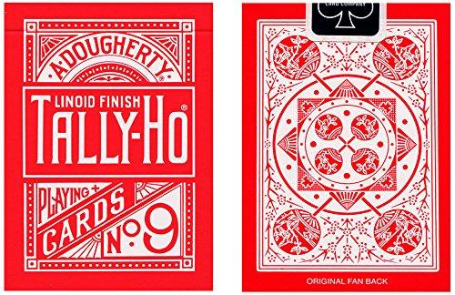 mms-tally-ho-reverse-fan-back-by-aloy-studios-uspcc-red