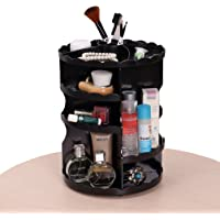 Greatlevel Revolving Adjustable Cosmetic Storage/Organizer