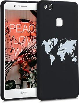 kwmobile Funda Compatible con Huawei P9 Lite: Amazon.es: Electrónica