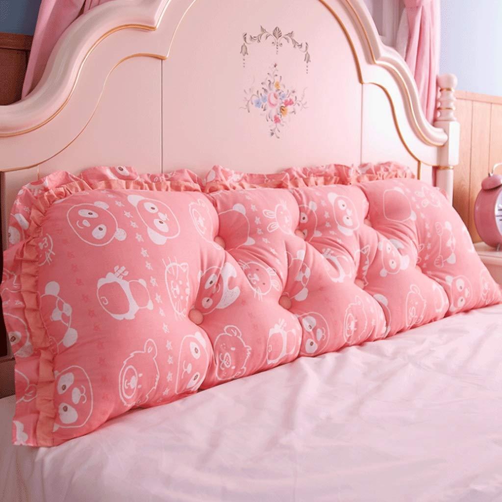 GXY Abnehmbares Kissen, Kissen, Kissen, Hüftpolster, Rückenpolster Kissen (Farbe : S, größe : 120cm)