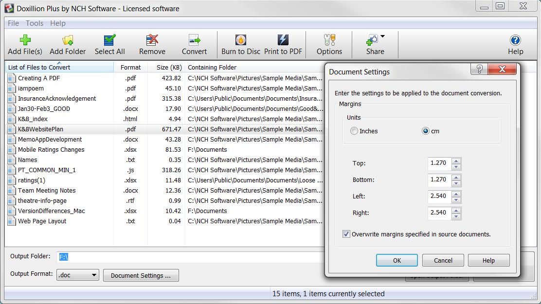 🔥 Registration code for doxillion document converter