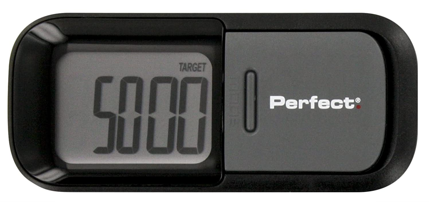 Perfect Fitness Calorie Pedometer Step Counte..
