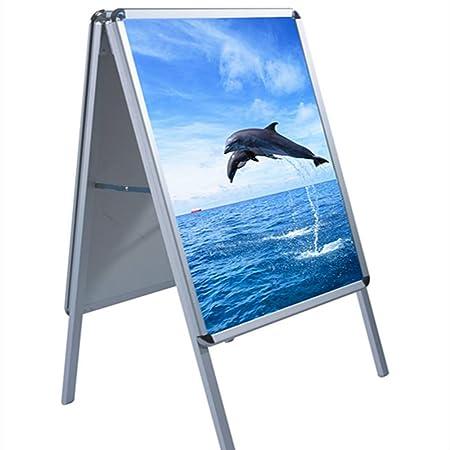 Soporte de Cartel Panana® Panel Publicitario A2 de Aluminio ...