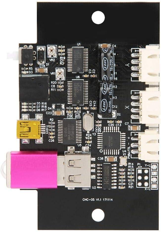 100-240VA 2 ejes DIY CNC XY Plotter Pluma Máquina de pintura Robot(EU): Amazon.es: Bricolaje y herramientas