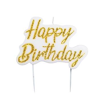 Givi Italia Vela Happy Birthday para Tarta Feliz Cumpleaños ...