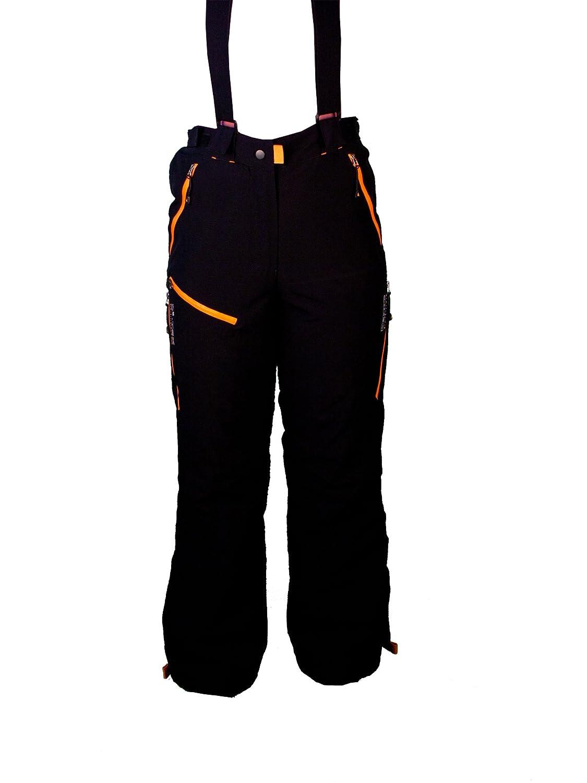 DEPROC-Active Herren Trekking Softshell Skihose Waterton