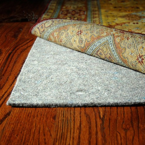 Durable Hard Surface and Carpet Rug Pad