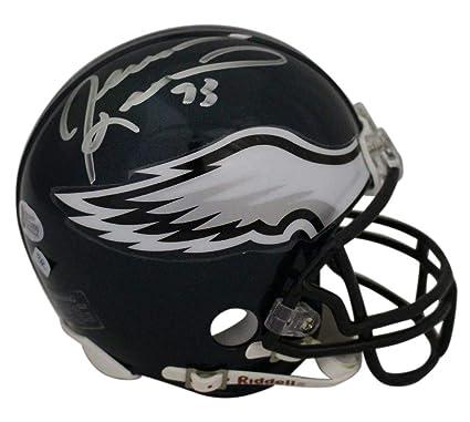 Amazon.com  Jevon Kearse Autographed Signed Philadelphia Eagles Mini ... d261aac02