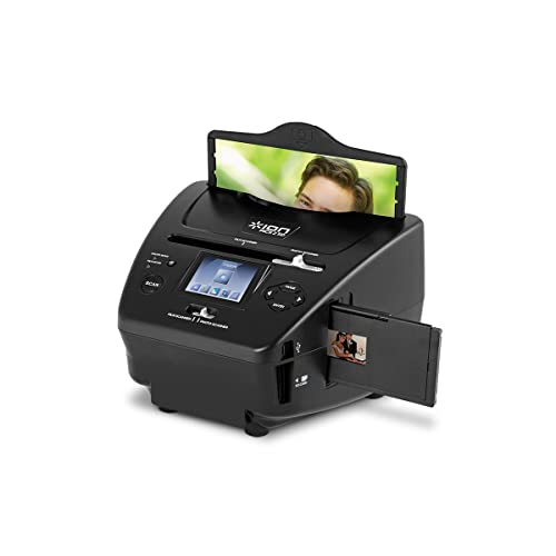 ION Audio Pics2SD   Multiformat Slide and Photo Film Scanner to SD Card