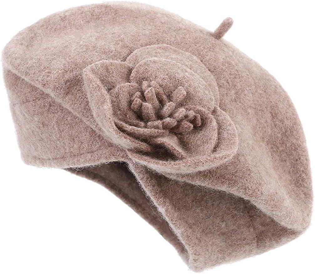 Dantiya Women's Wool Cloche...