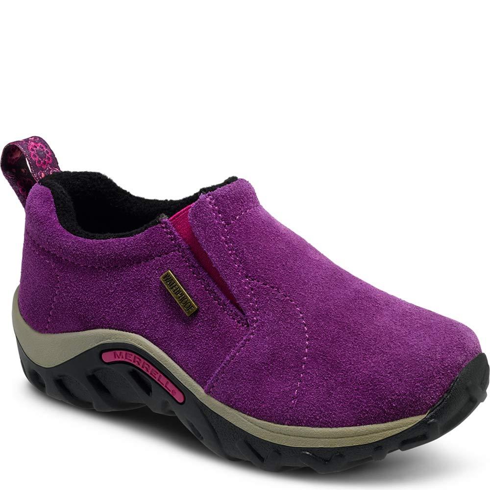 Toddler//Little Kid//Big Kid Merrell Jungle Moc Frosty Waterproof Slip-On Shoe