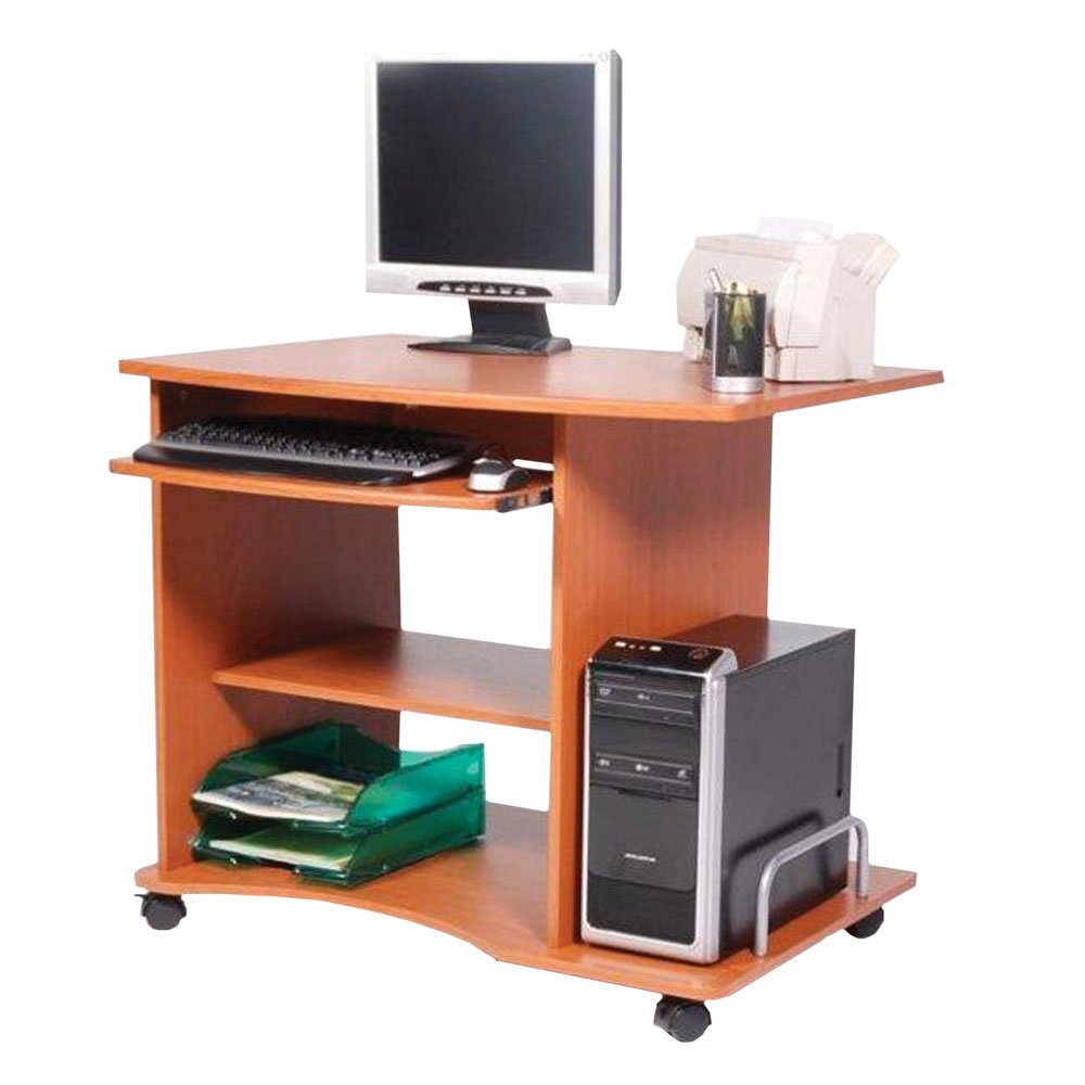 My_office Smart Portacomputer, MDF, Ciliegio, 90x55x77 cm SAL.MAR. M0315-11