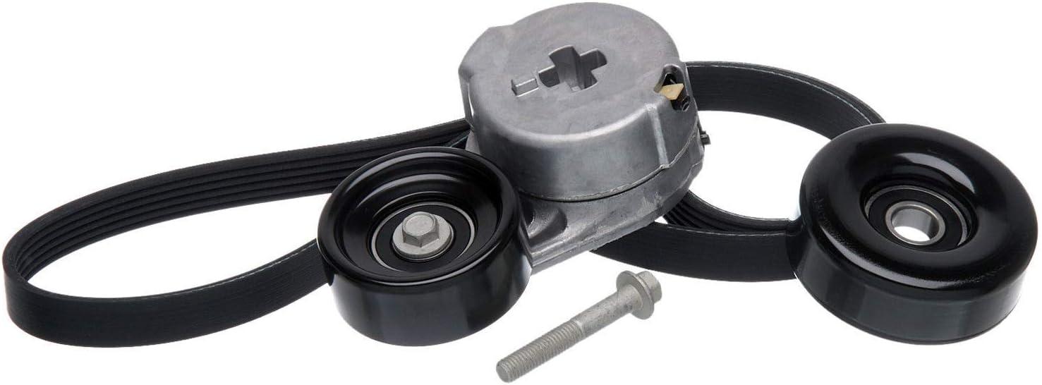 Serpentine Belt Drive Component Kit-Accessory Belt Drive Kit Gates 90K-38112A