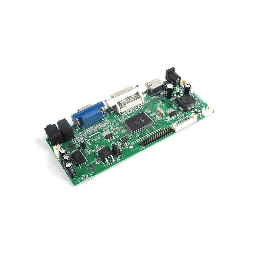 Hehilark M.NT68676.2A Juego de Tarjeta controladora para Pantalla LCD LED Audio HDMI DVI VGA