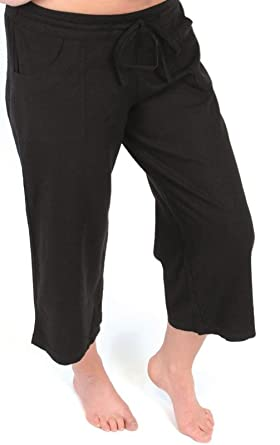 great quality outlet boutique new collection Tom Franks Ladies Womens Linen Cropped Trousers Pants 3/4 ...
