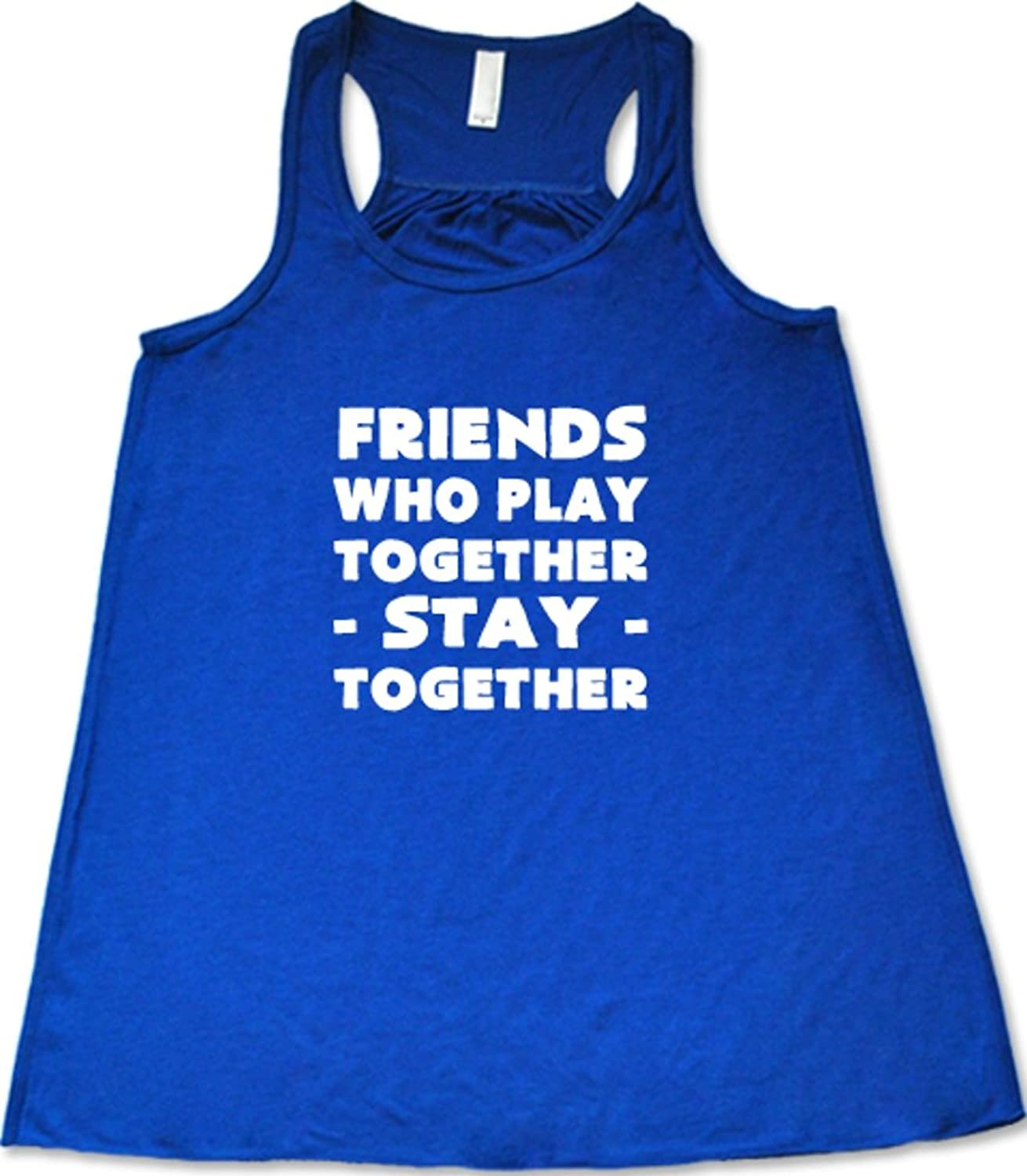 Constantly Varied Women's Friends Who Play Together Stay Together Tank Top