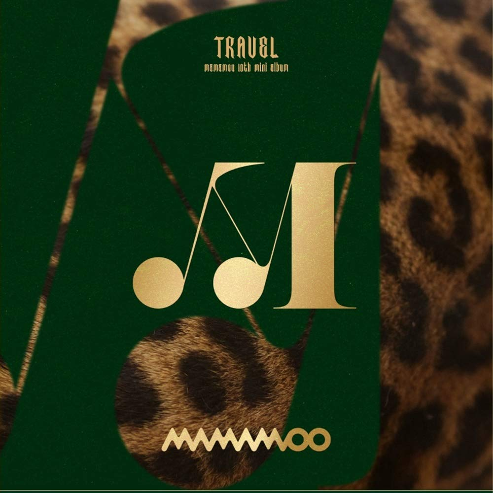 MAMAMOO- TRAVEL Album Random Ver. Sale special price │Gift Max 69% OFF - Photocards Message