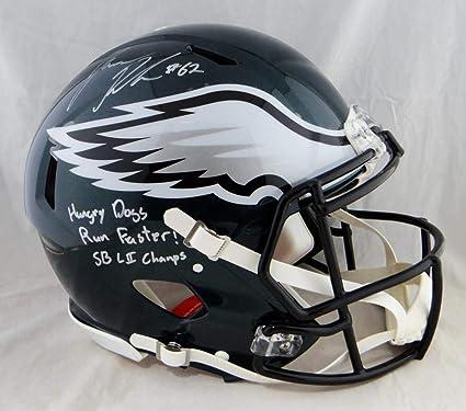 Amazon.com  Jason Kelce Signed Philadelphia Eagles F S Speed ... becb40d25