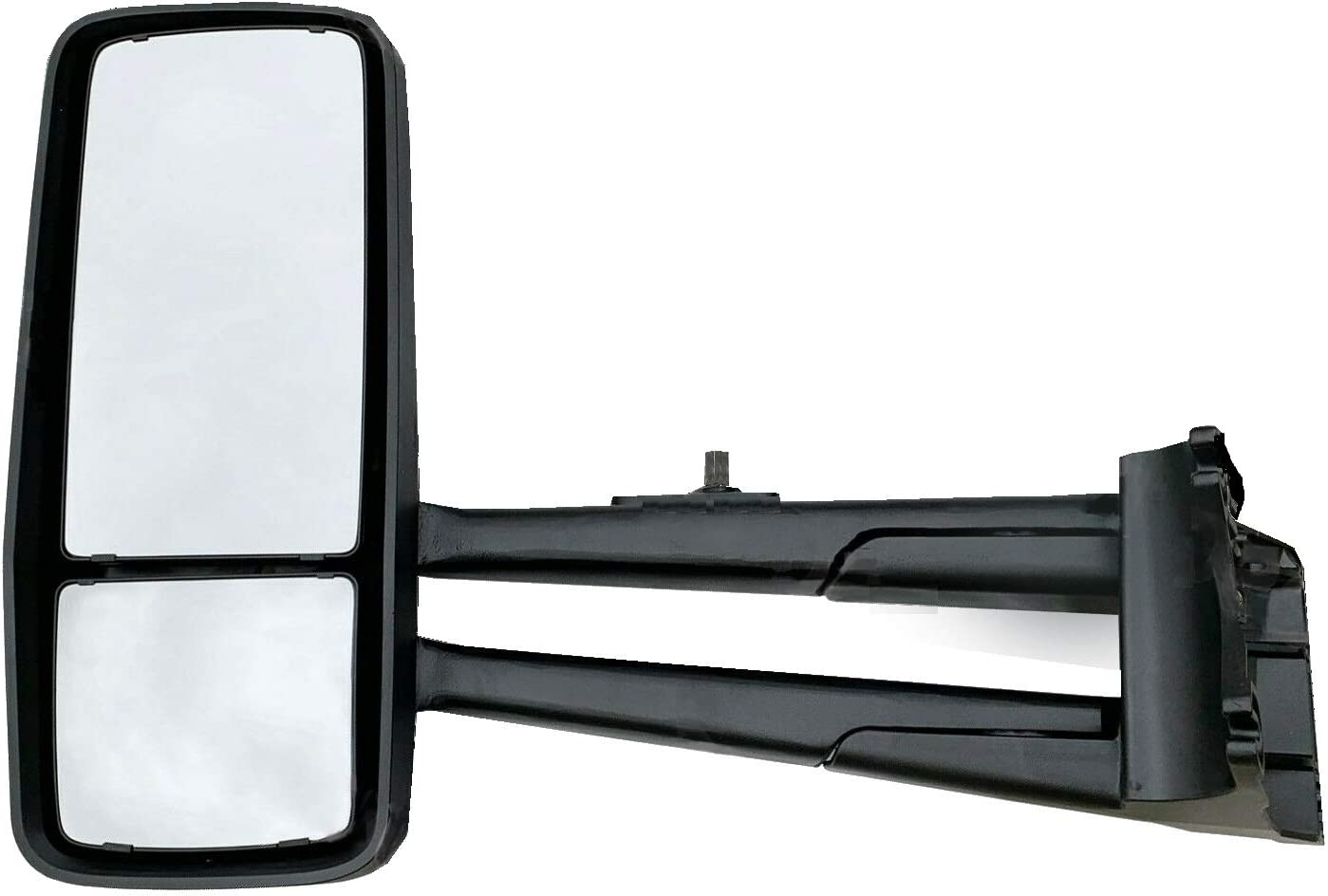 LONGLING Chrome Door Side Mirror Cover Driver Left Side Fit Kenworth T680//T880 from 2013 to Onward