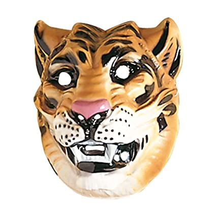 NET TOYS - Máscara para disfraz de adulto (5438T)