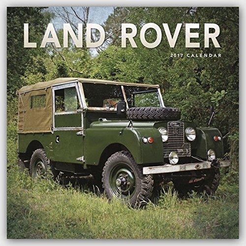 Land Rover 2017: Original Carousel-Kalender [Mehrsprachig] [Kalender] (Wall-Kalender)