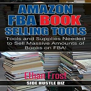 Amazon FBA Book Selling Tools Audiobook