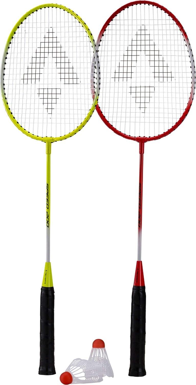 1b8a128365f6f TECNOPRO tecnotubi Opro Beach Vitesse 200 Set de Badminton, Jaune, Taille  Unique: Amazon.fr: Sports et Loisirs