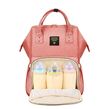 Sunveno Mummy Maternity Nappy Bag Brand Large Capacity Baby Bag Travel  Backpack Desiger Nursing Bag for