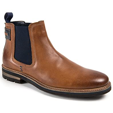 Moshulu , Herren Stiefel Braun Hellbraun: : Schuhe