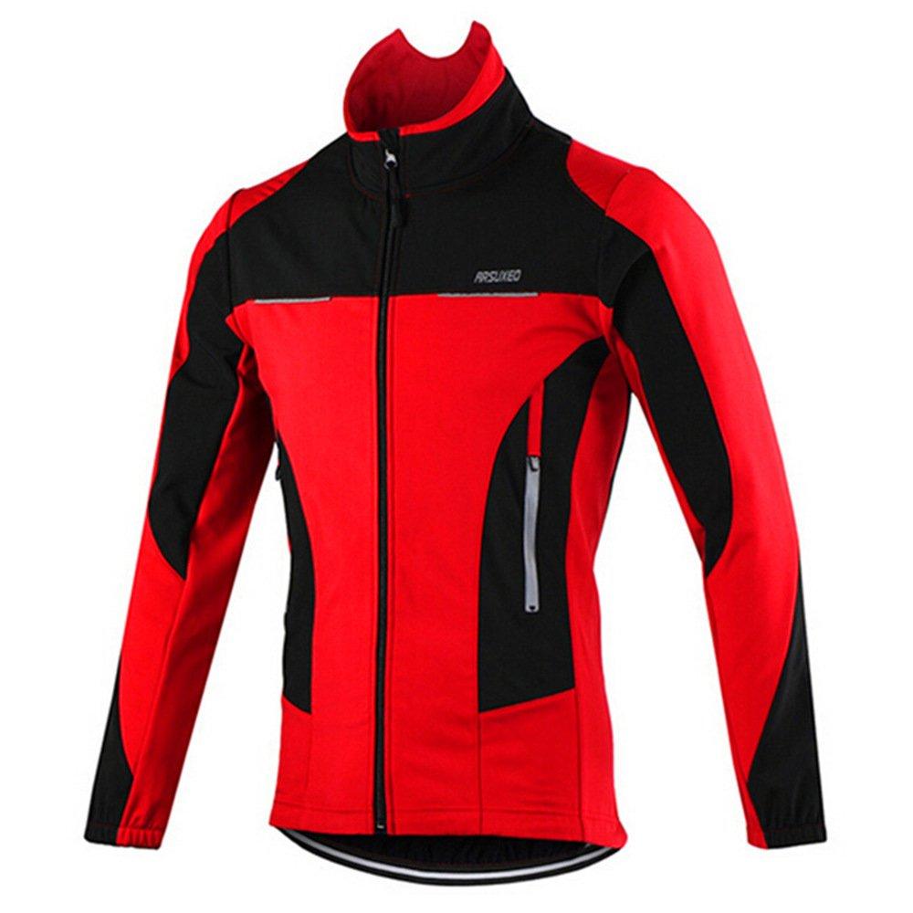 Arsuxeo 15F Men's Winter Cycling Jacket RUN KANG
