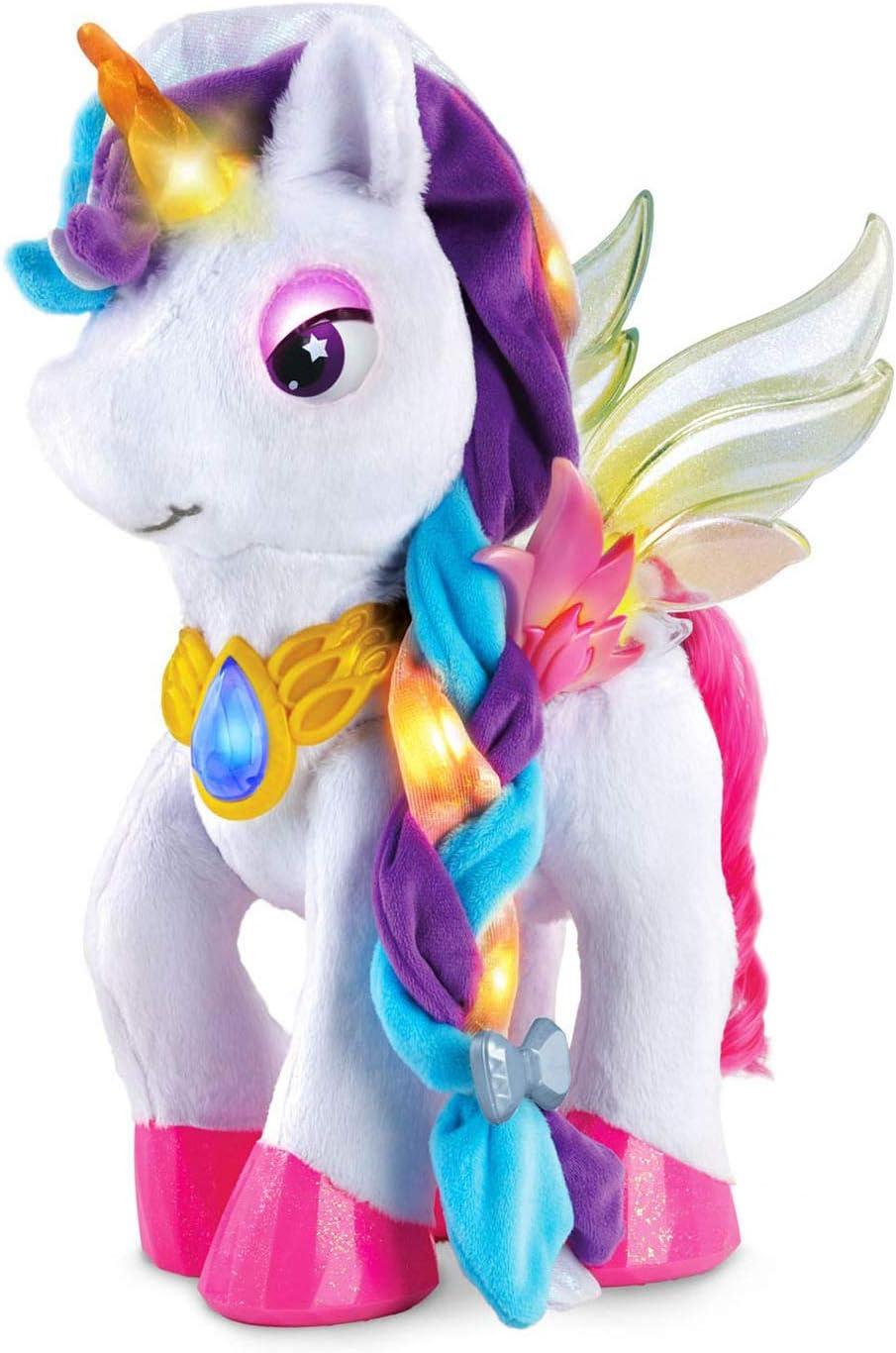 Amazon Com Vtech Myla The Magical Unicorn Toys Games