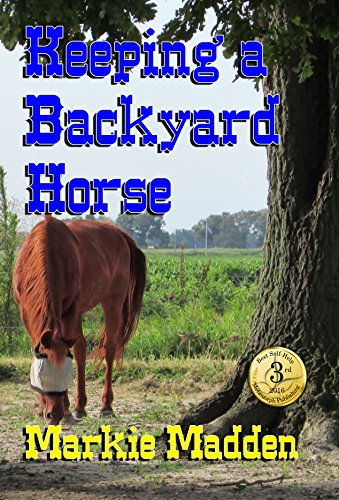 Book: Keeping a Backyard Horse by Markie Madden