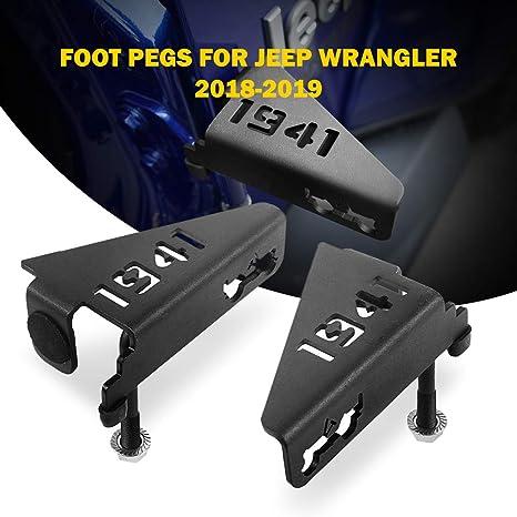 Jeep Jl Foot Pegs