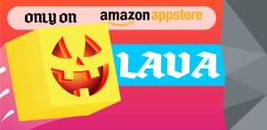 The Ground Is Lava - Don't Touch The Floor: Halloween Edition by EasyDev Games Studio