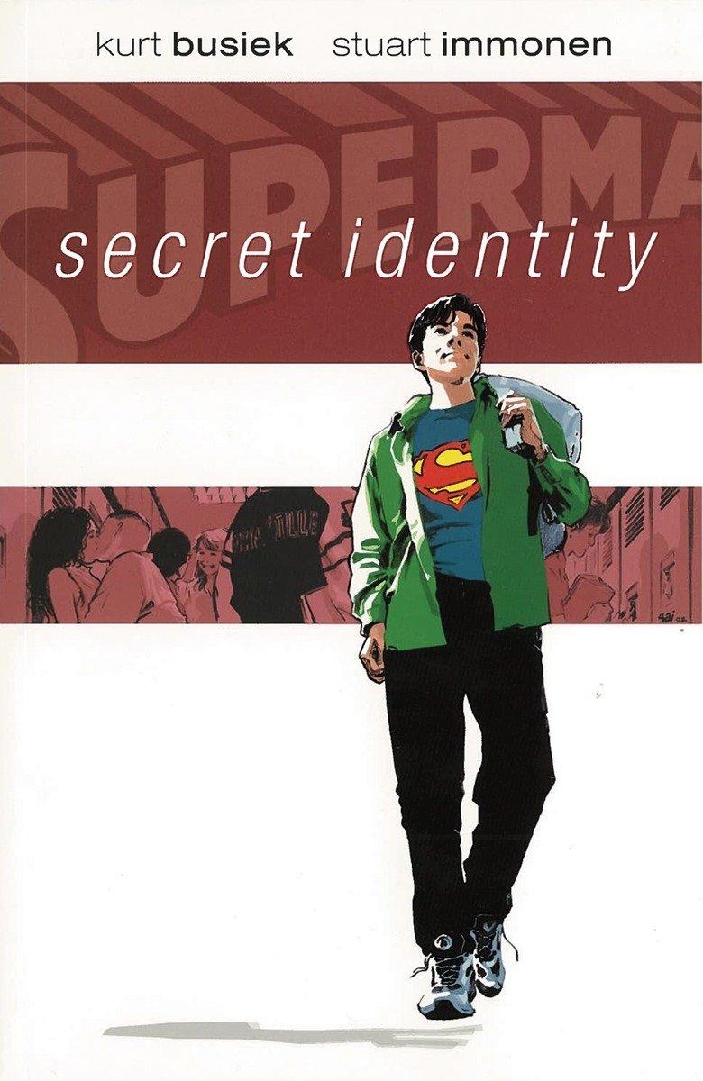 Read Online Superman: Secret Identity pdf epub