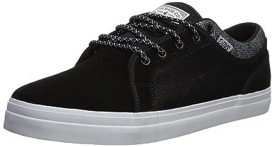 DVS Aversa +, Chaussures de Skateboard Hommes, Noir (Black Suede 018), 43 EU