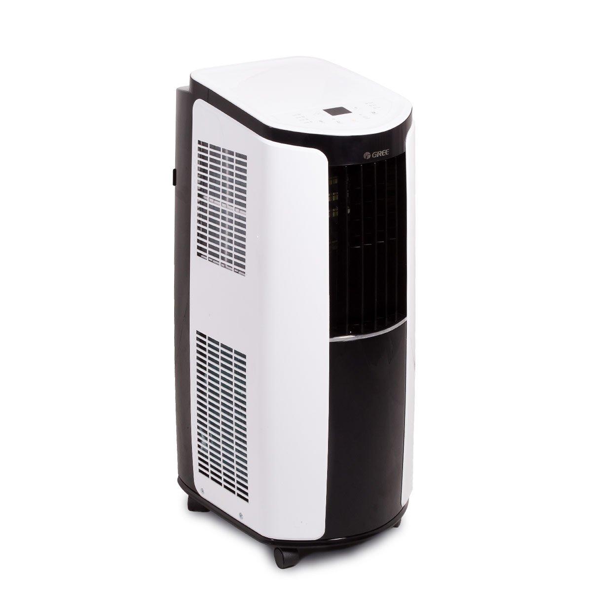 GREE mobile Klimaanlage Shiny 9000 BTU Klima 2,6 kW: Amazon.de ...